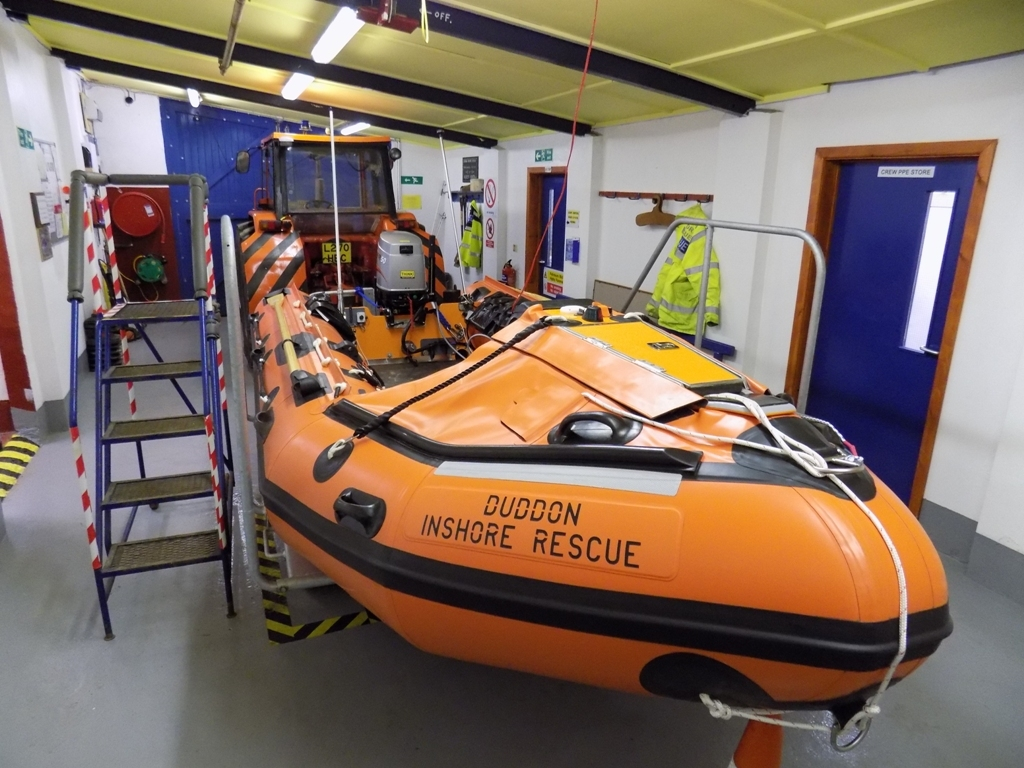 Generous legacy gives rescue team new lifeboat