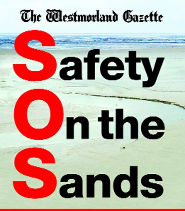 Safety on the Sands: A Westmorland Gazete campaignn
