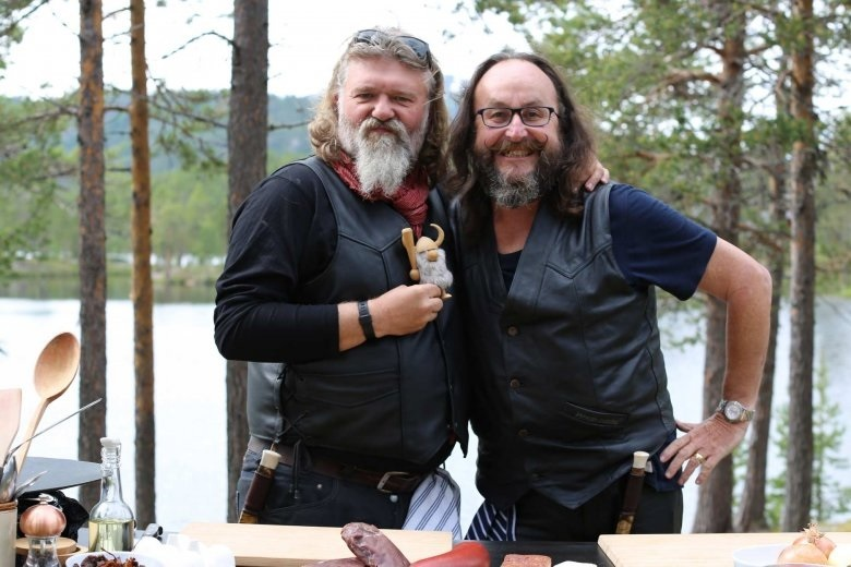 The Hairy Bikers shoot their latest series in Wasdale
