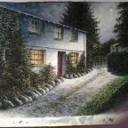 The Westmorland Gazette: Crag Cottage, Hawkshead, by Mary Wealleans
