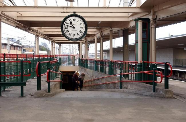 Close to 800 new homes for carnforth proposed in major blueprint by the world famous clock at carnforth railway station the towns railway heritage is highlighted malvernweather Choice Image