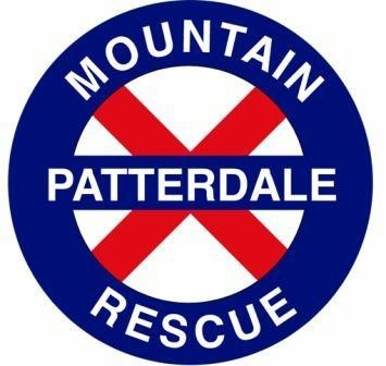 Patterdale mountain rescue team.