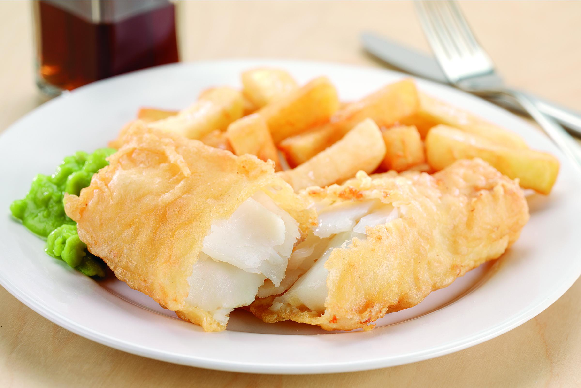 Fish and chip shop shortlisted for national award