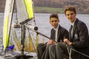 Sailors from Windermere school were successful in qualifying for UK national and northern sailing squads
