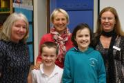 Beetham Church of England Primary School has won Diabetes UK's Good Diabetes Care in School Award