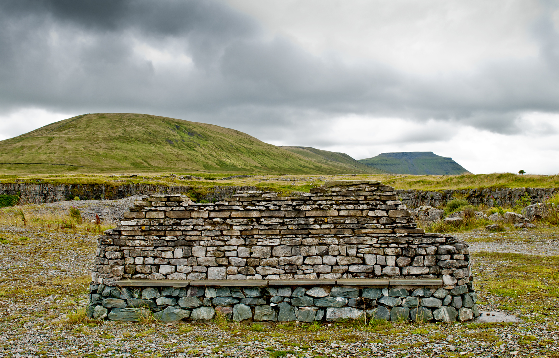 Ingleborough Archaeology Exhibition