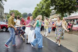 The Westmorland Gazette: Town shines in TV dance show