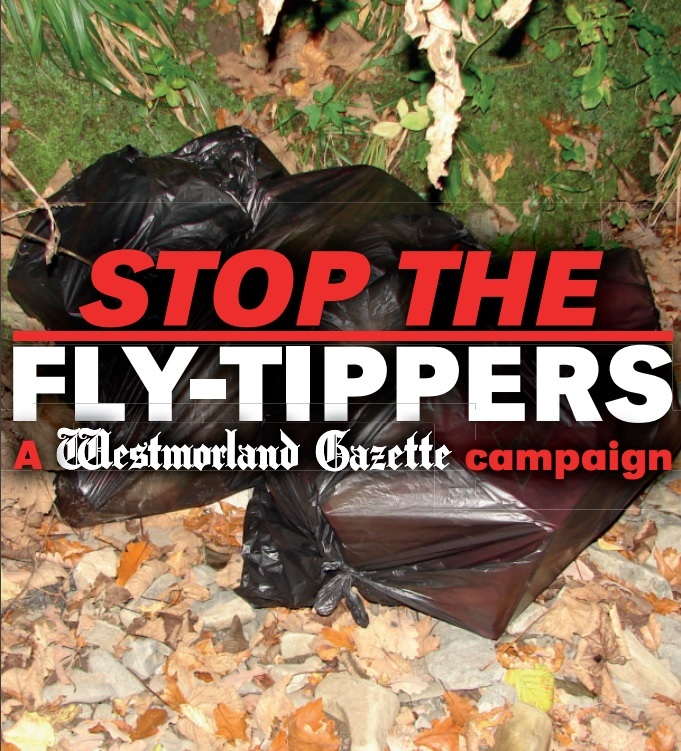 COMMENT: Help us rid countryside of fly-tipping scourge