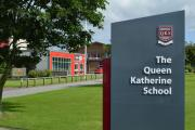 Queen Katherine School.
