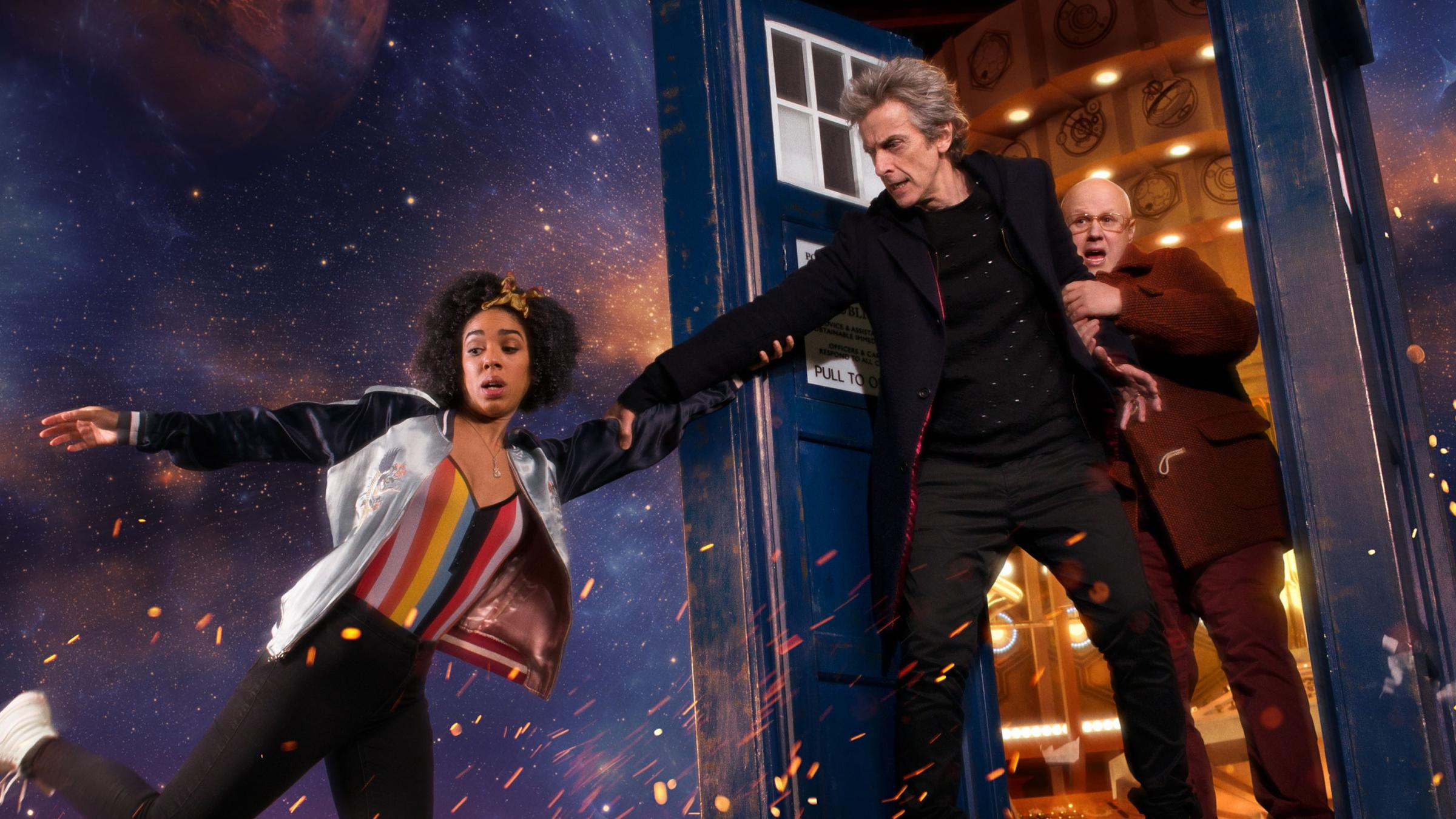 the relationship of the doctor with his companion in the television series doctor who 'family' is the watchword for the chris chibnall era family' the watchword for his debut series editor for news of the doctor who companion.