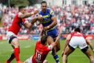 Ryan Atkins injury blow for Warrington as Stefan Ratchford plans return