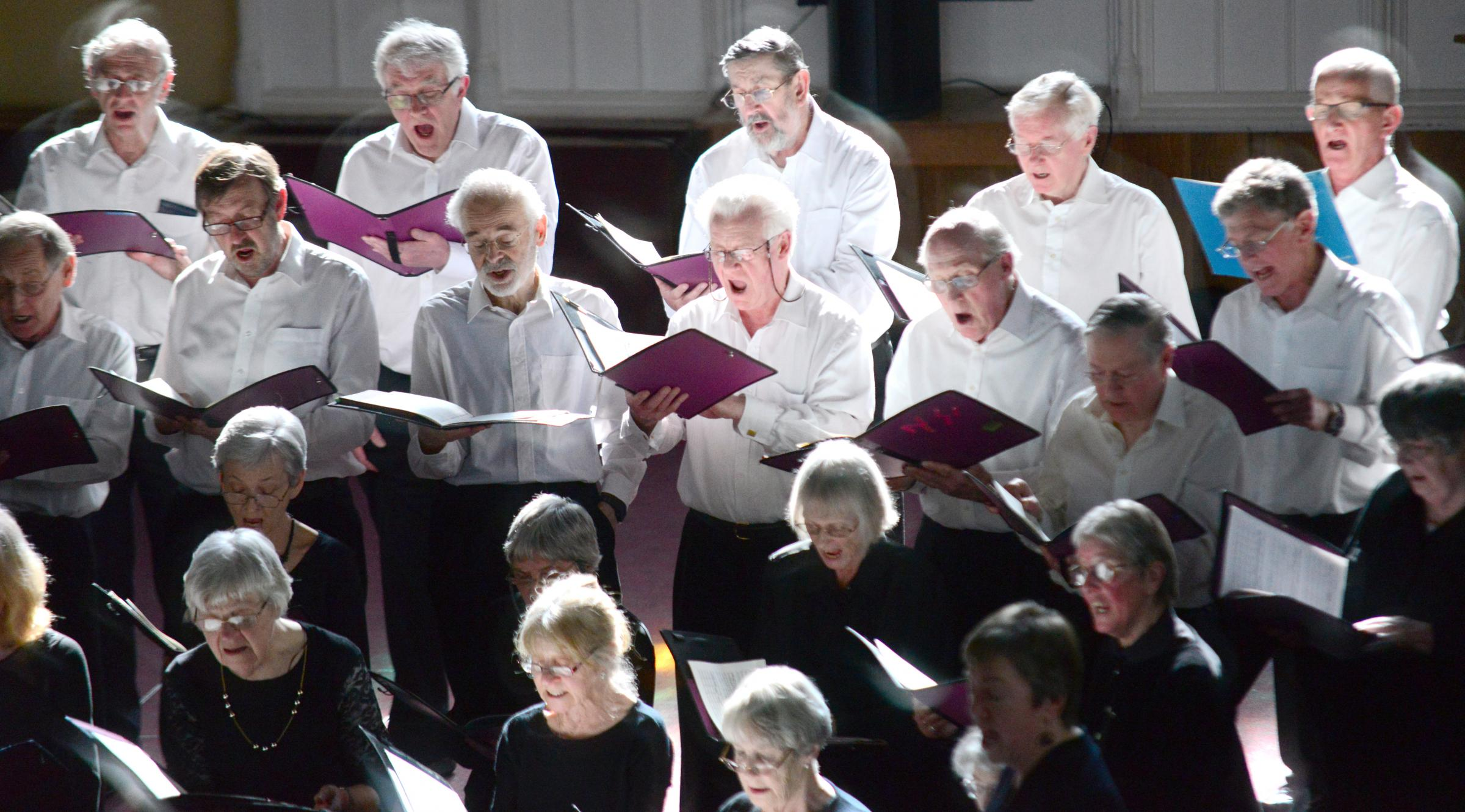 Eversley Choir (File picture)