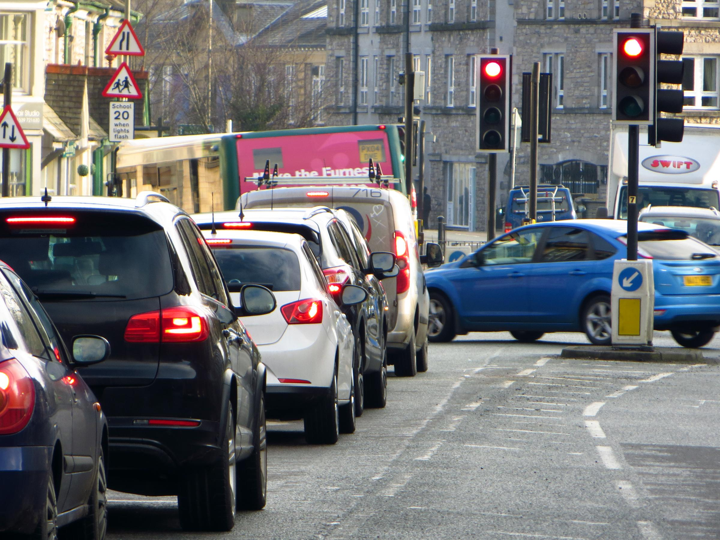 HAVE YOUR VOTE: Are there too many traffic lights in our towns?