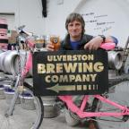The Westmorland Gazette: Paul Swann, head brewer at Ulverston Brewing Company