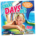 The Westmorland Gazette: Great Days Out 2017 Cover