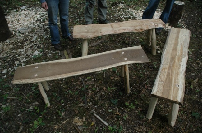 Bench and Stool Making