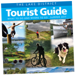 The Westmorland Gazette: Tourism Summer 2017 Cover
