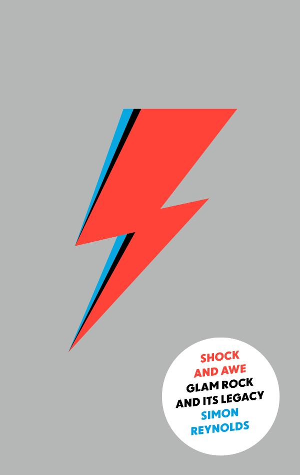 Shock And Awe by Simon Reynolds (Faber and Faber)