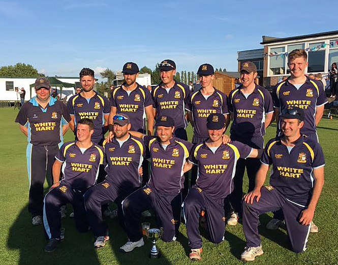 Netherfield's Twenty-20 winning side