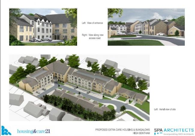 Seventy Extra Care Homes Proposed For Bentham The Westmorland Gazette