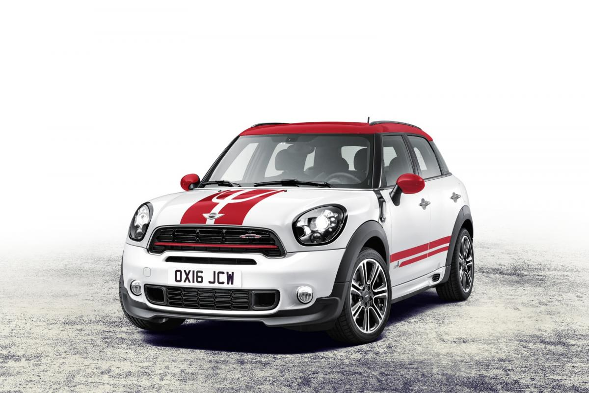 Used Car Model Guide Mini Countryman John Cooper Works 2012 2016