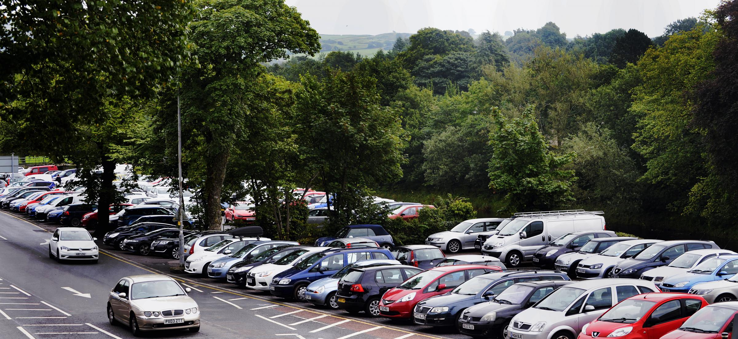 Free Car Park At New Road Kendal To Be Closed By South Lakeland District Council To Create Green Space The Westmorland Gazette