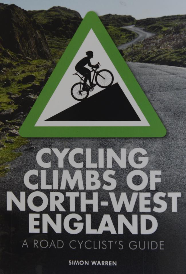 Cycling Climbs of North-West England by Simon Warren