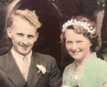 Colin and Doreen CHAMLEY