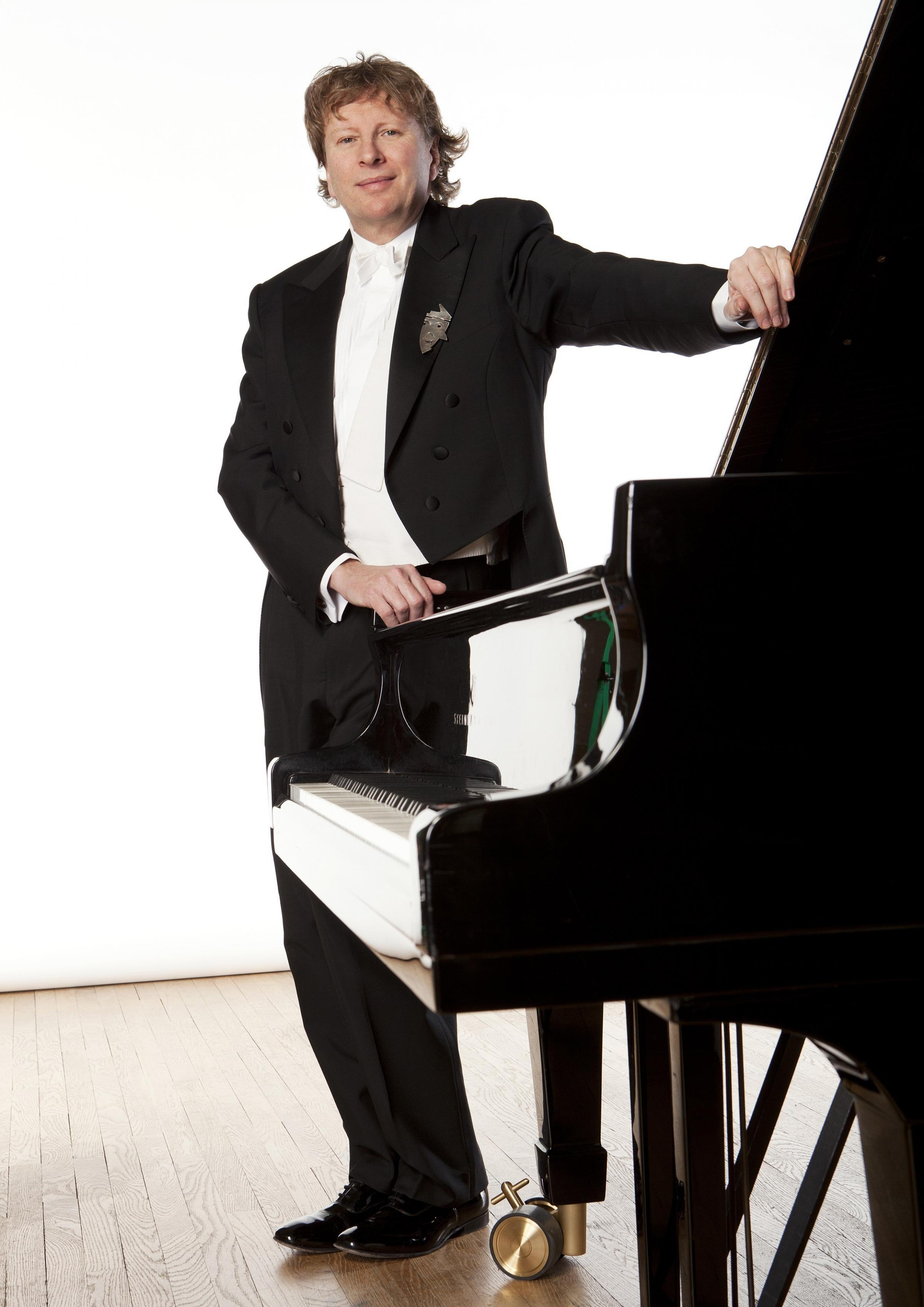 Acclaimed pianist Piers Lane performs Keswick Music Society's final concert of the season at Theatre by the Lake on Sunday, April 22
