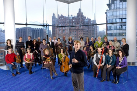 Manchester Camerata - one of the country's most eminent orchestras