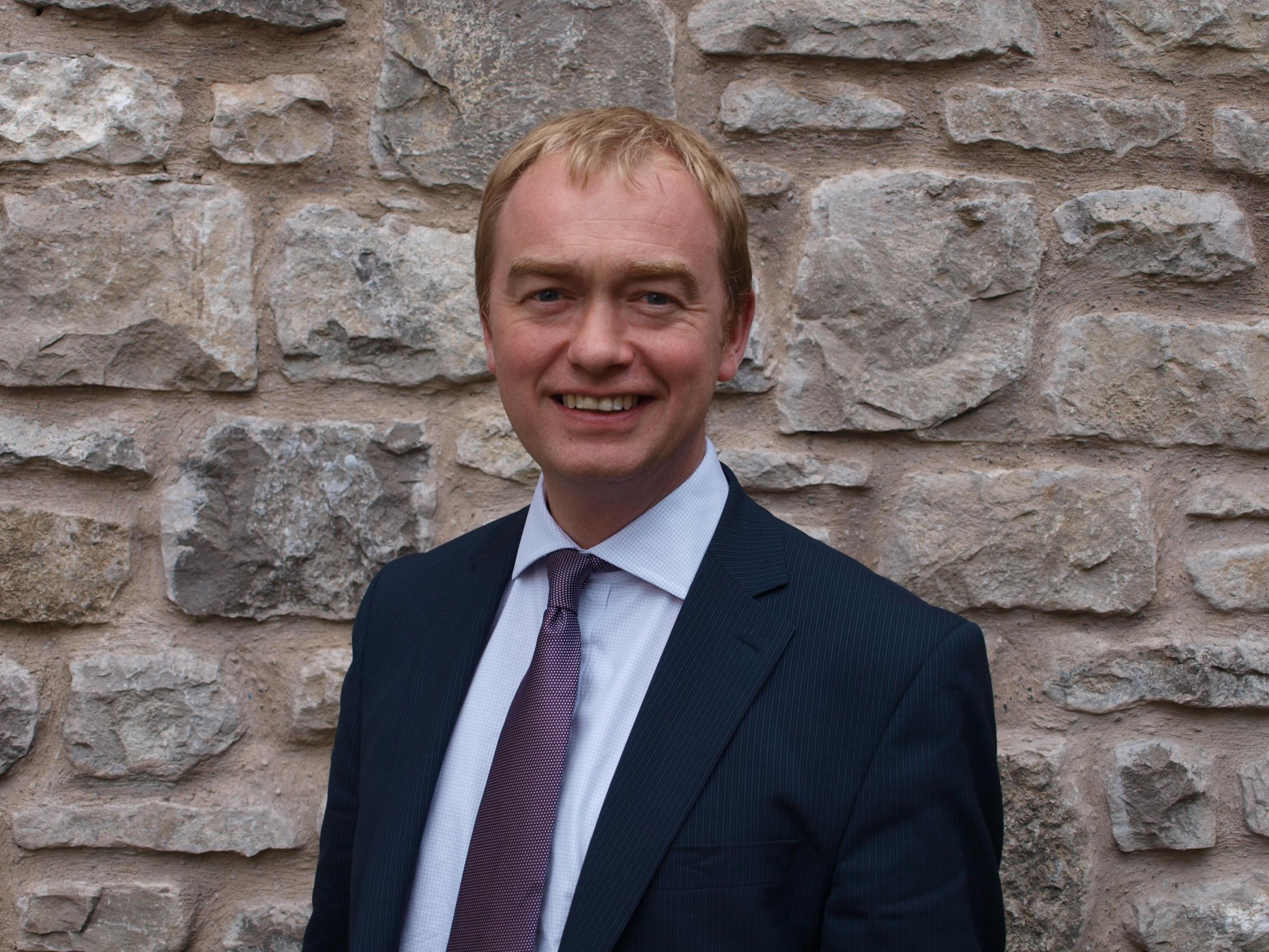 Westmorland and Lonsdale MP Tim Farron