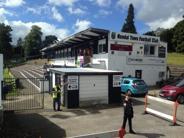 Kendal Town have acquired a new ground sponsor