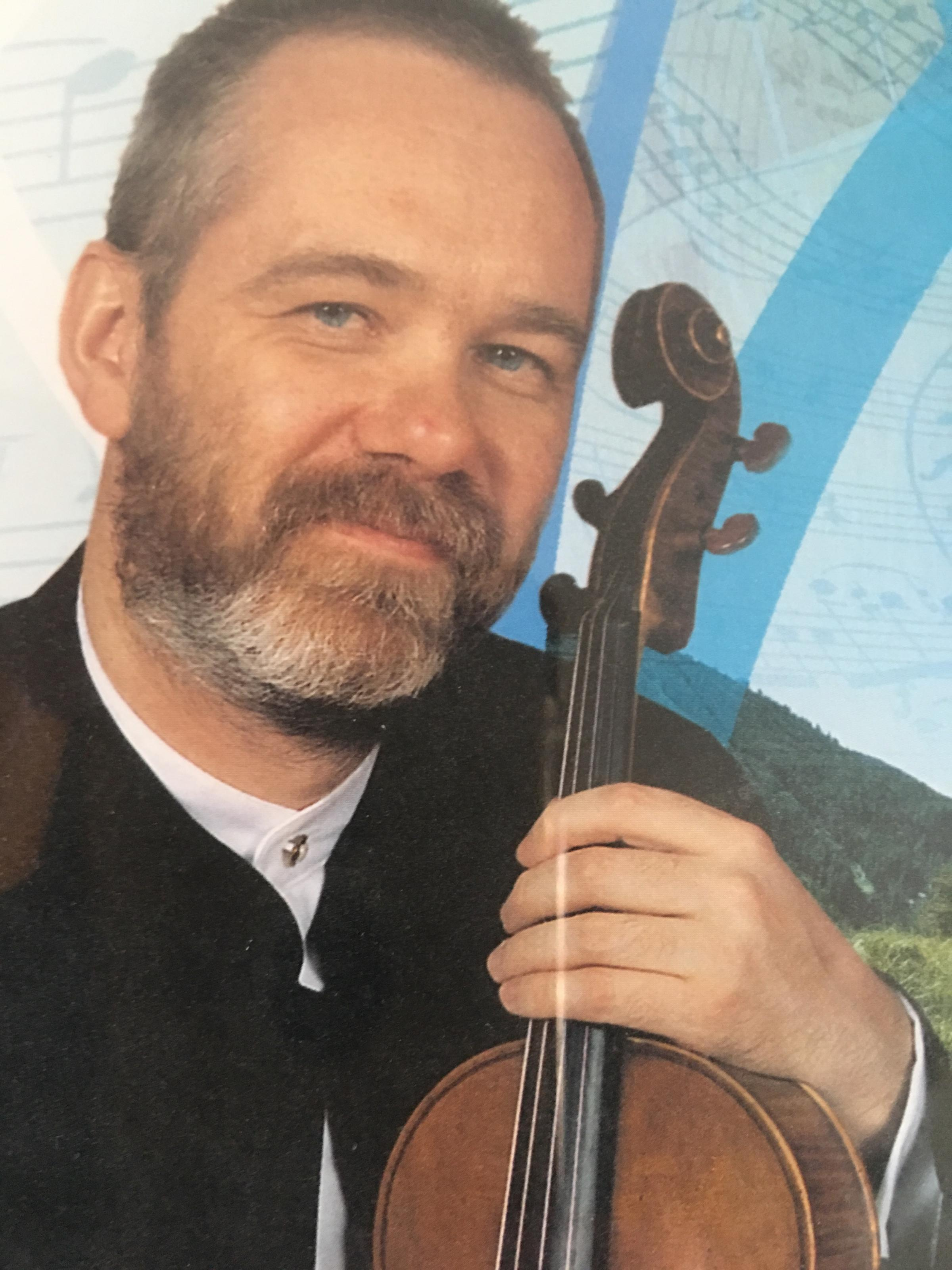 Steven Burnard (pictured) has been BBC Philharmonic Orchestra principal viola for the past 11 years and steps into the soloist spotlight with the Westmorland Orchestra on Saturday (December 2, 7.30pm) at Kendal Leisure Centre's Westmorland Hall