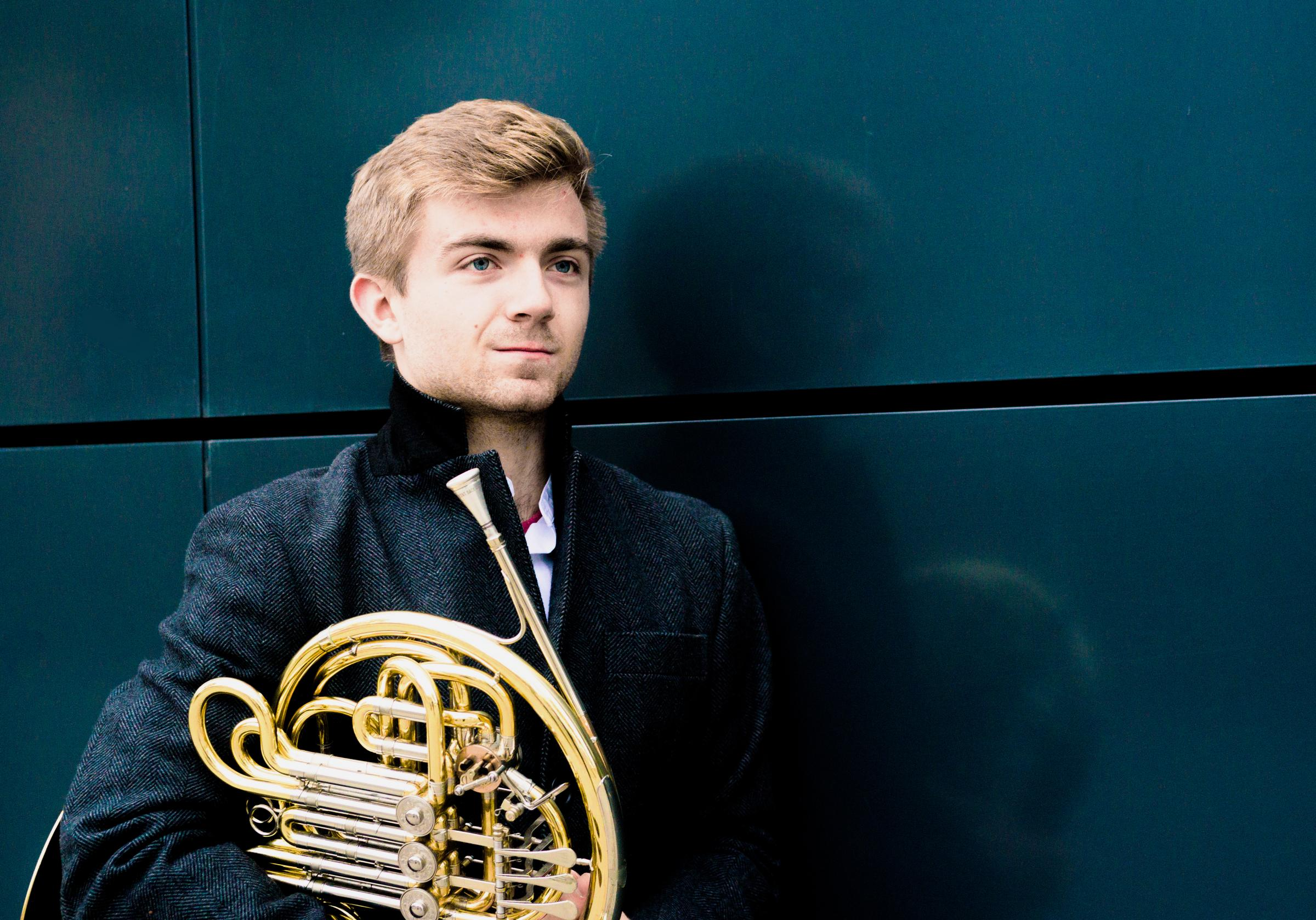 Concert soloist Ben Goldscheider brought true Mozartian characterisation to his reading of the composer's third Horn Concerto with impressive technical control, lovely tone quality, a wide dynamic range, and an understanding of the music's geography.
