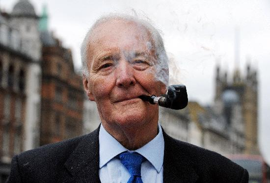 Tony Benn, who has died aged 88