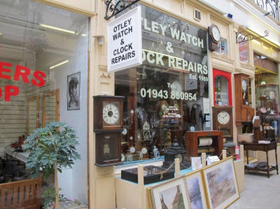 OTLEY CLOCK & WATCH