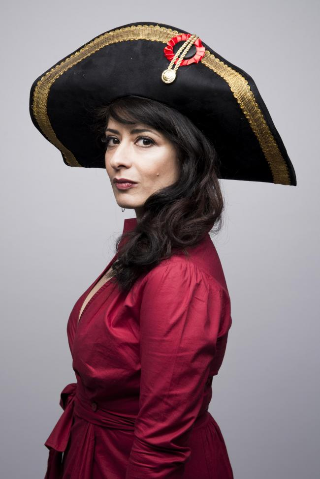 Top comedian Shappi Khorsandi is among the eminent names included in the 2018 Words by the Water literary gathering at Keswick's Theatre by the Lake in March