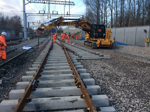 Railway between London Euston and Carlisle fully reopens after upgrade