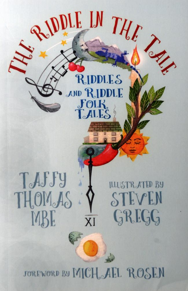 The Riddle in the Tale by Taffy Thomas