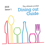 The Westmorland Gazette: pocket dining guide cover jan 2018