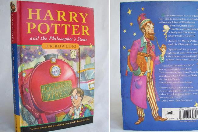 Burglars Steal 40000 Harry Potter Book In Shop Raid The
