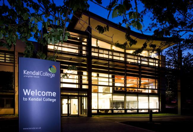 EDUCATION: Kendal College
