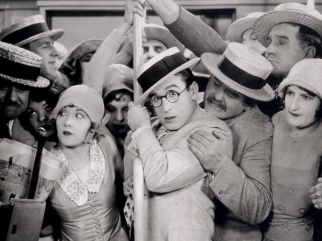 The classic Harold Lloyd comedy from 1928, Speedy, stars Harold as Speedy Swift, a fan of Babe Ruth and the New York Yankees. The film is screened at the Royalty Cinema, Bowness, on Saturday, April 21 (2pm); accompanist will be Paul Gregson