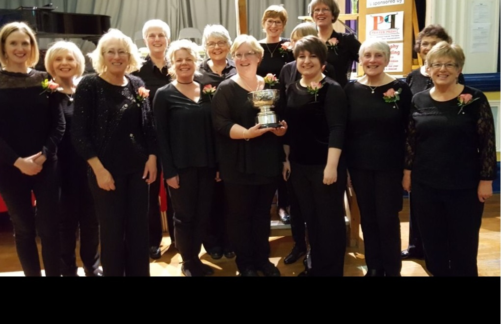 Milnthorpe's all-women choir OttoVoce