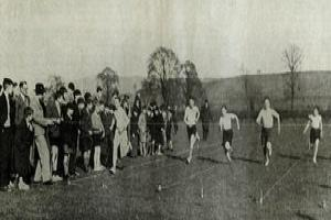 TODAY'S PHOTO FROM THE GAZETTE ARCHIVES: Kendal Grammar School sports day in 1935