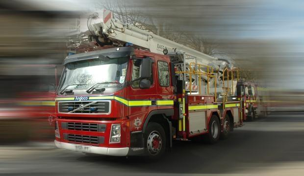 Firefighters tackle fire at Elterwater home