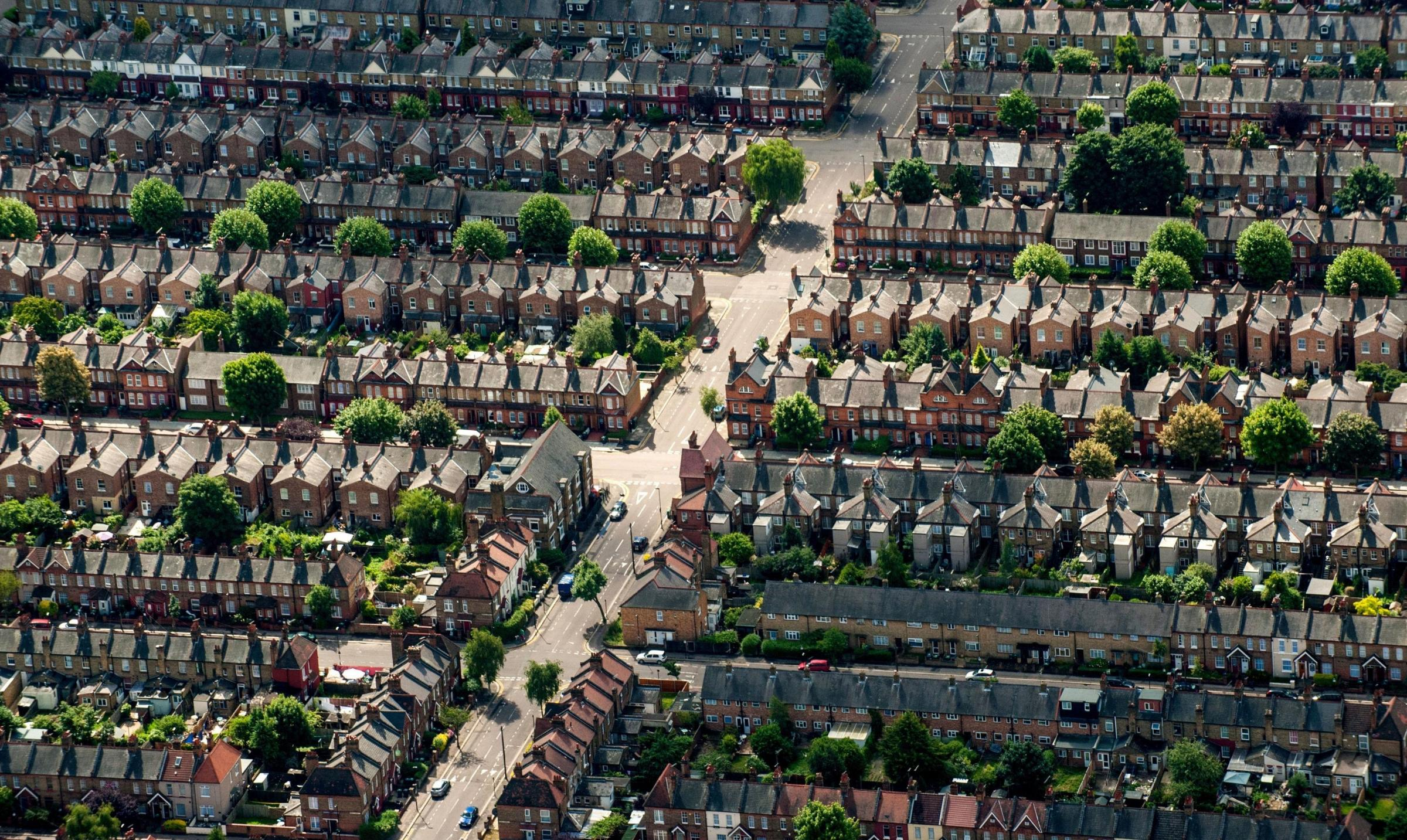 A survey suggests that home-owners' confidence in the property market has been boosted over the past six months (Picture: Dominic Lipinski/PA Wire)