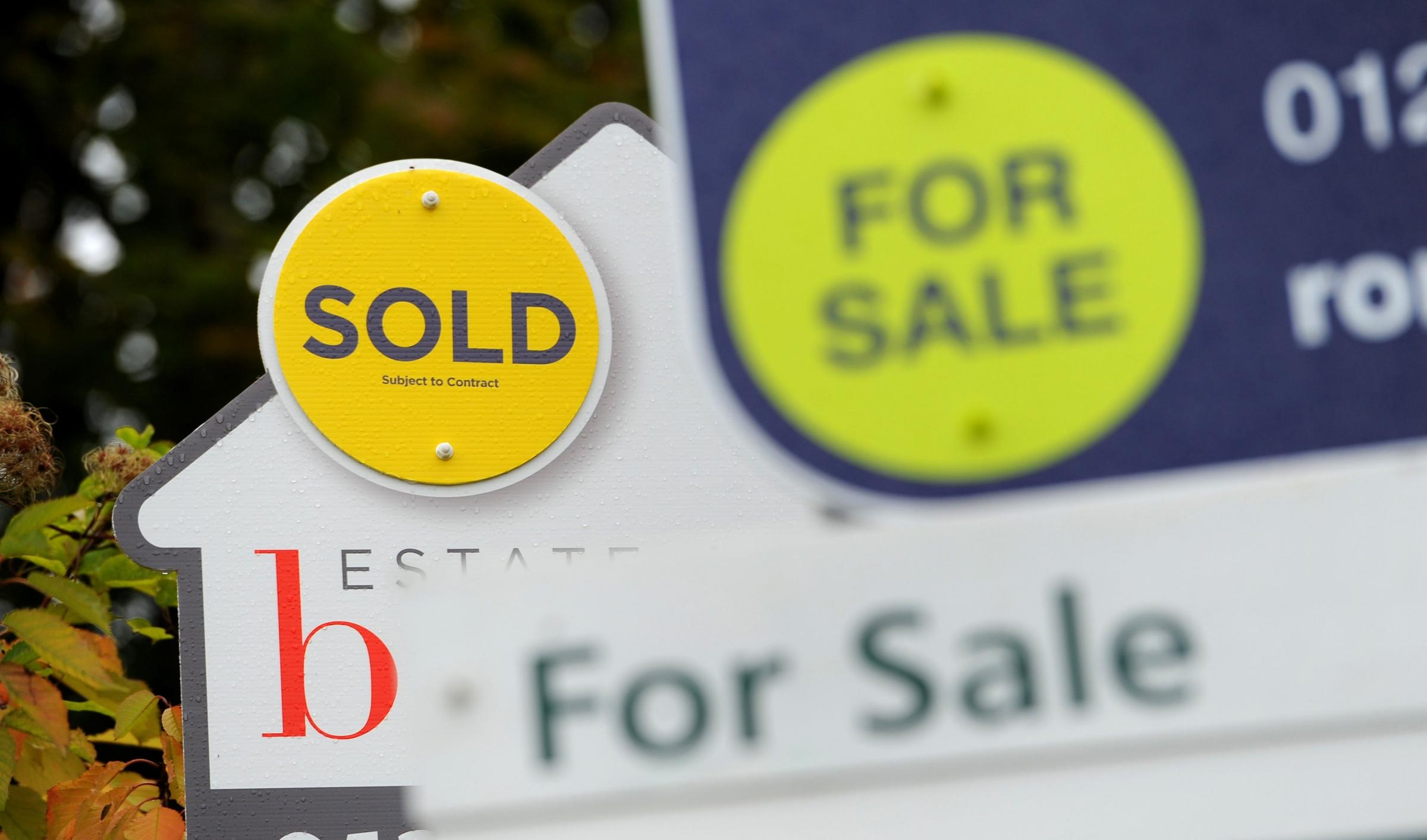 Figures from trade association UK Finance show that buy-to-let lending for house purchases plunged by a fifth in March 2018 compared with a year earlier (Picture: Andrew Matthews/PA Wire)