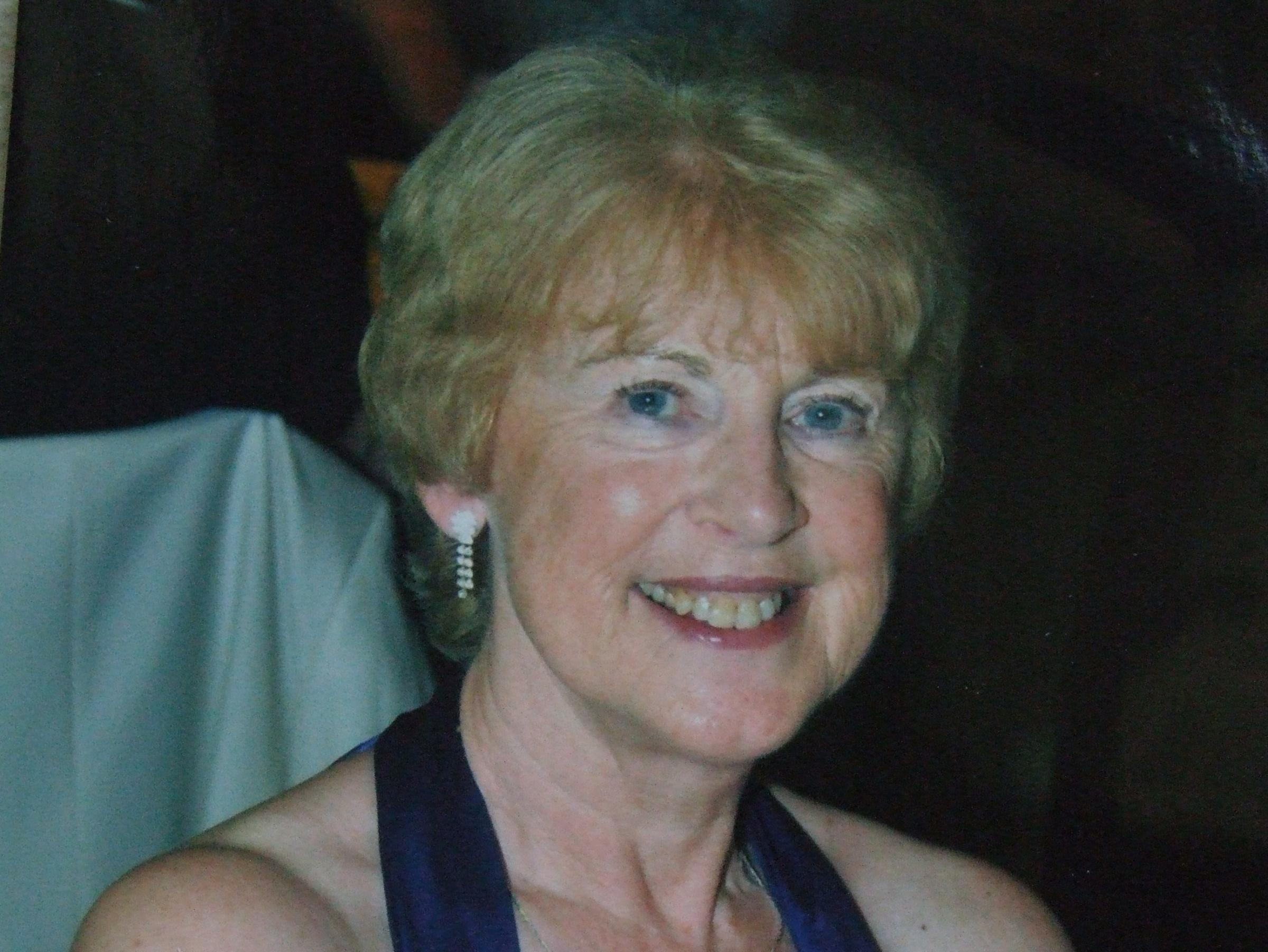 Ilene Holloway, a much-loved wife, mum and grandma