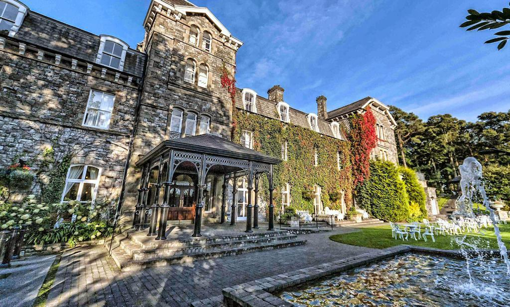 The well-known Grange Hotel, at Grange-over-Sands, has a buyer